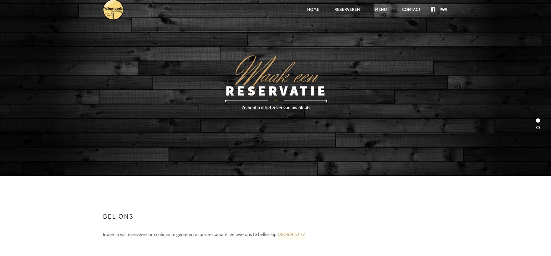 2019-10-01 17_31_52-Reservaties _ Wijnendaele Wandeling